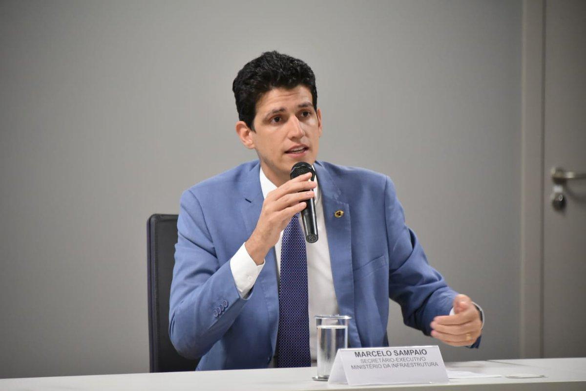 Secretário Executivo defende papel da Infraestrutura na retomada do Turismo