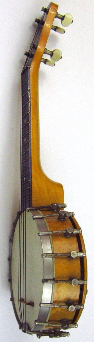 16 bracket Concertone banjo ukulele banjolele
