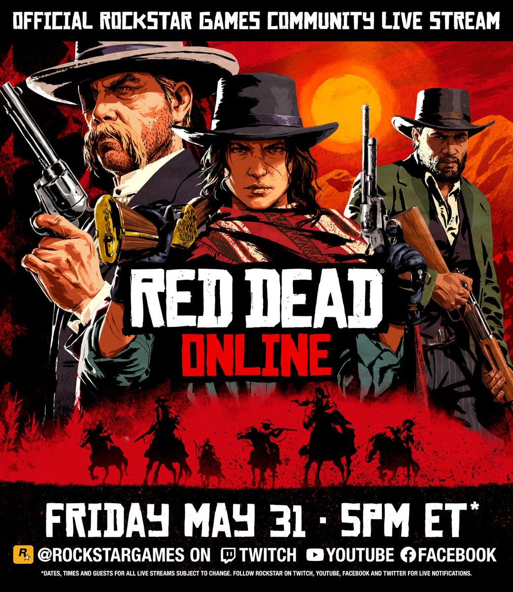 Rockstar Games على تويتر:
