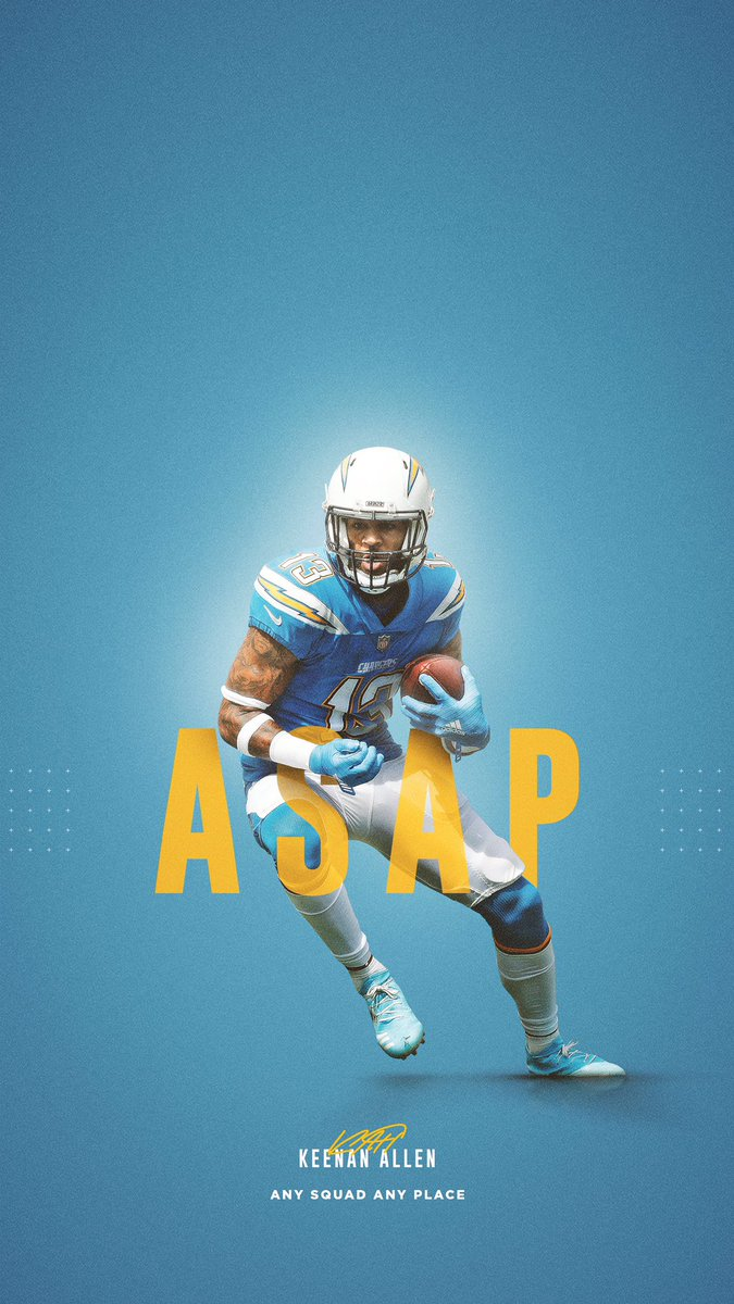 Los Angeles Chargers on Twitter: iPhone X versions