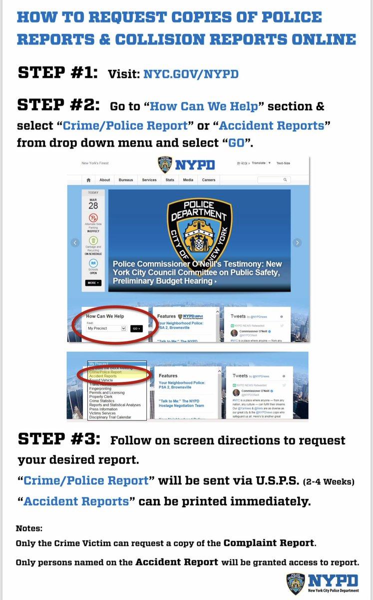 NYPD 34th Precinct on Twitter: