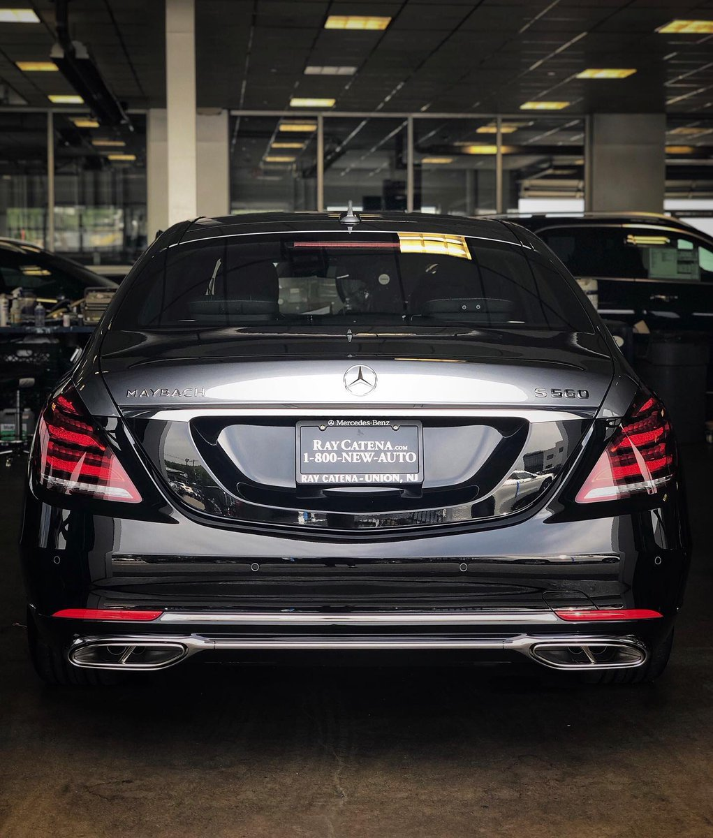 Ray Catena Mercedes >> Mercedes Benz Of Union On Twitter Two Toned Maybach S