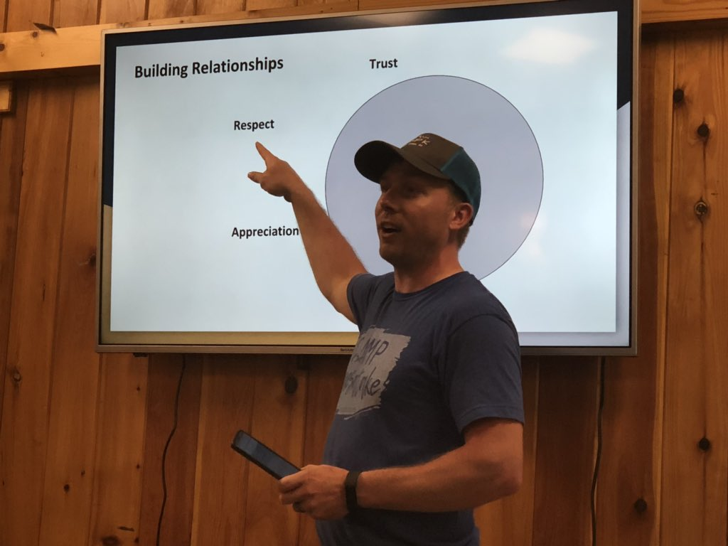 New Directions is talking about healthy relationships while we are having fun at camp. <a target='_blank' href='https://t.co/DEKo5jarlD'>https://t.co/DEKo5jarlD</a>