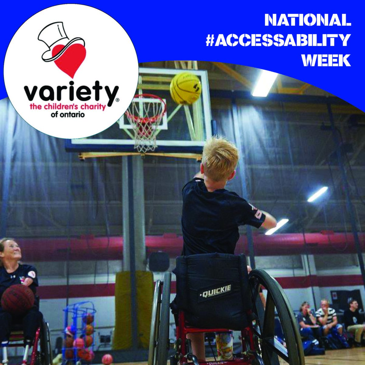 Our National #AccessAbility Week's daily spotlight is on @Variety_Ontario! This charitable organization is an #AllAbilityFacility that transforms lives through inclusive physical activity and education. StopGap is proud to support Variety Ontario in all their great work! <br>http://pic.twitter.com/ukmScBcis1