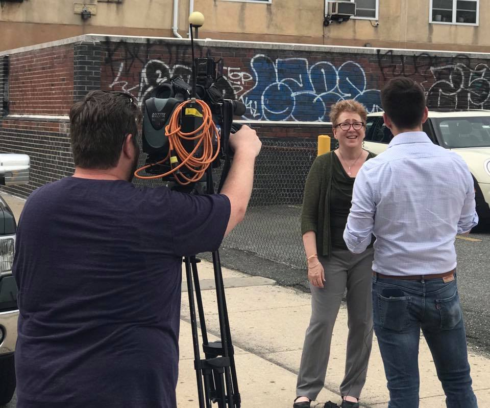 Look out for our executive director @JHilburnHolmes on @CBSPhilly for a story about the @PhilaEJC by @GregArgosCBS3!