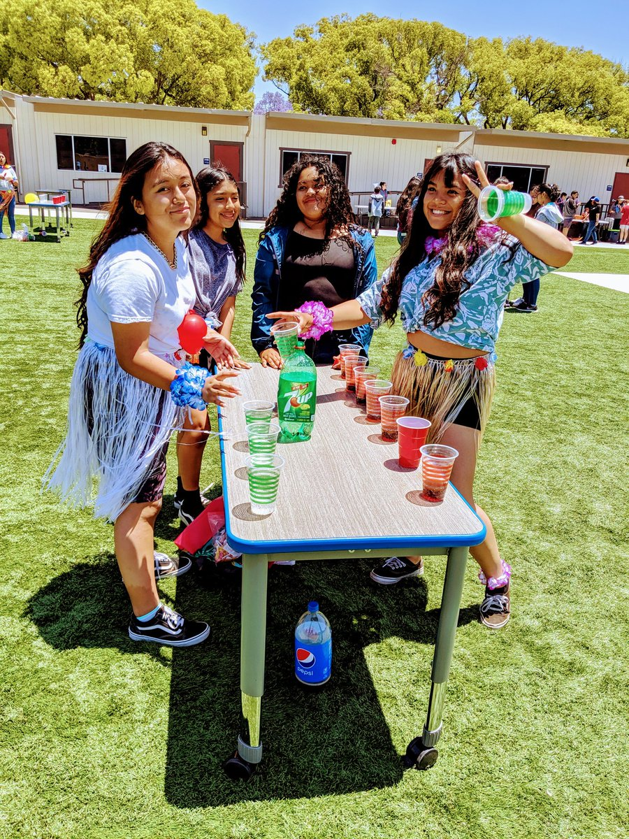 "Our wonderful @SantaAnaUSD @ALAWolfPride Ss are heading off to summer in style with their end of the year ""Aguachella"" festival. What an amazing effort on the part of our leadership Ss! #wearesausd #KidsDeserveIt #WednesdayMotivation"