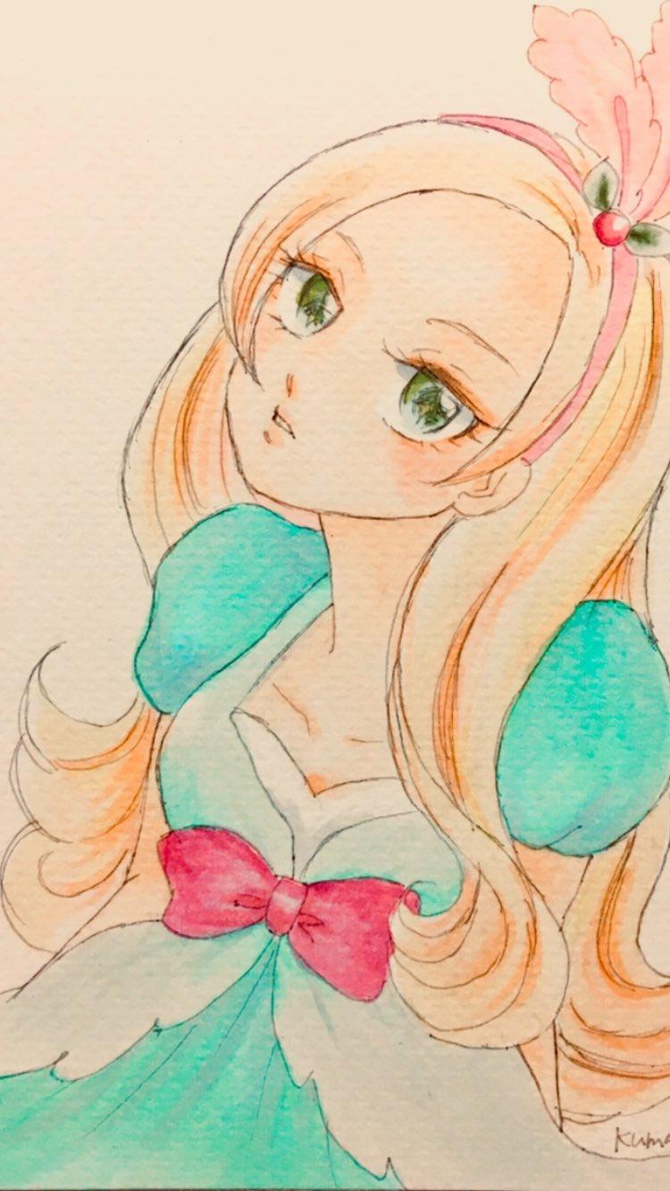 くまっこ (@kumakko_jardin)さんのイラスト