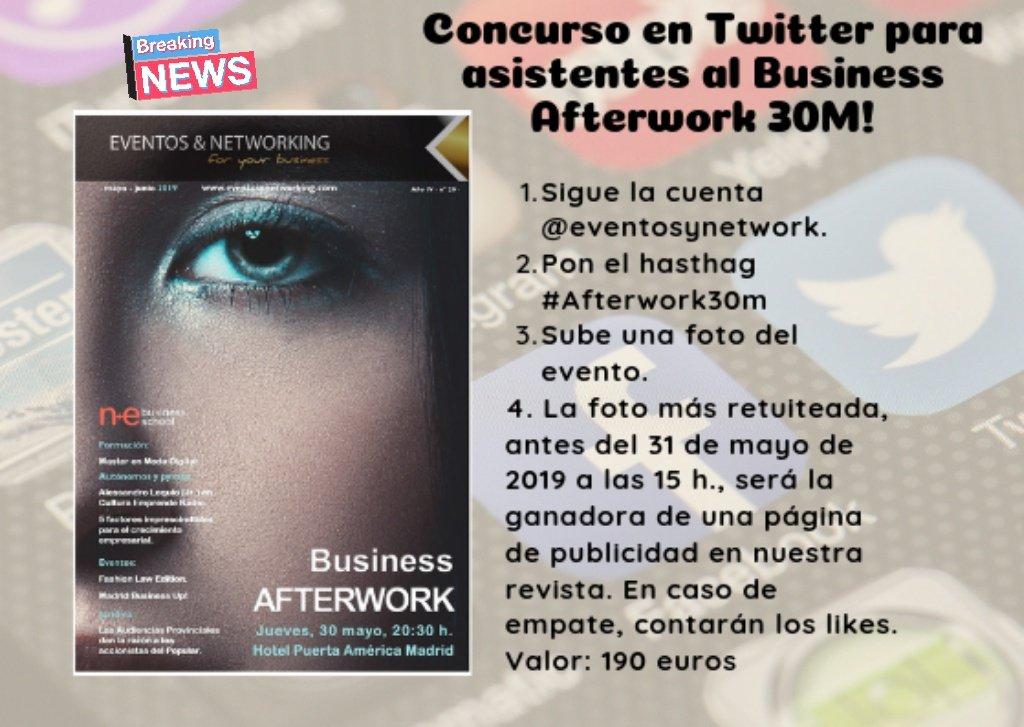 Cancelo Afterwork30m No Twitter