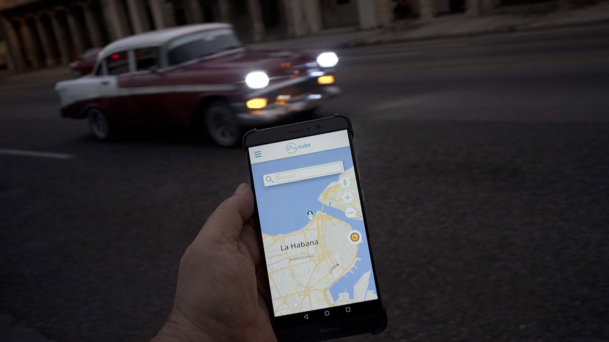 Cuba has finally legalized private wifi and imported routers
