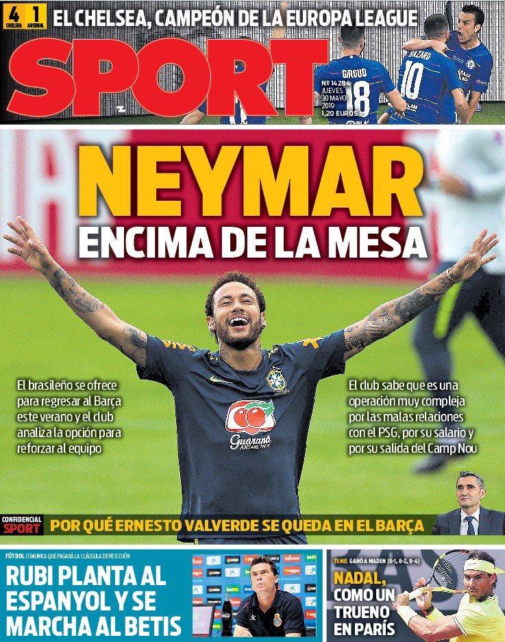 Neymar Sport