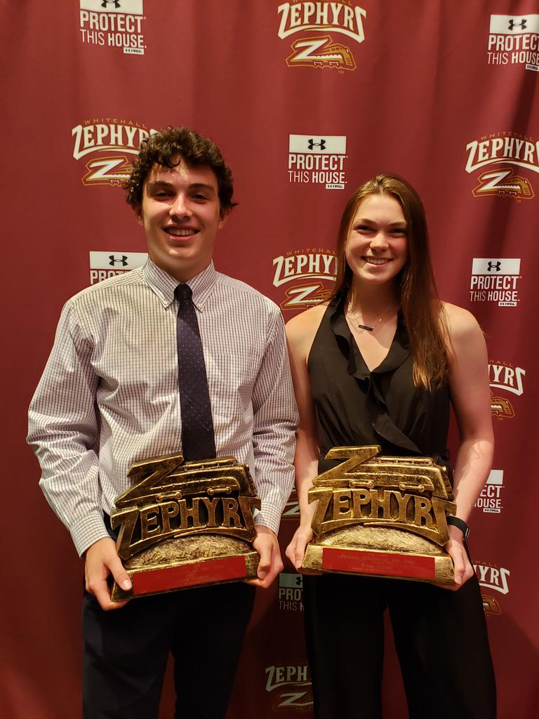 RT @ZephyrAthletics: Congrats to Lions Club Athletes of the Year Joseph Herman and Erica Juliano #zephyrtough https://t.co/Qvhpp0BTGu