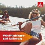 Image for the Tweet beginning: #Urlaubsgeld #Tarifvertrag #IGMetall