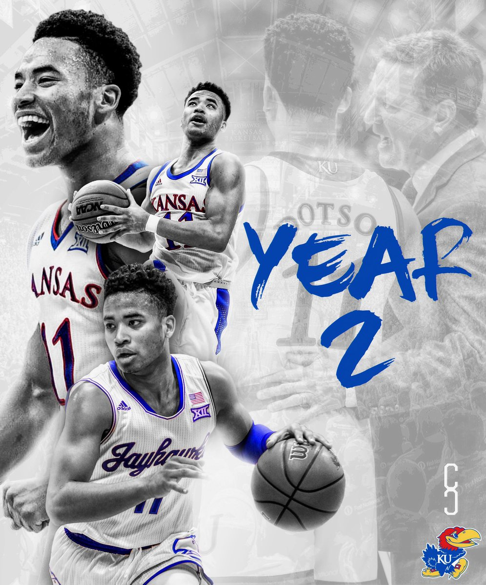 Kansas Basketball (@KUHoops)