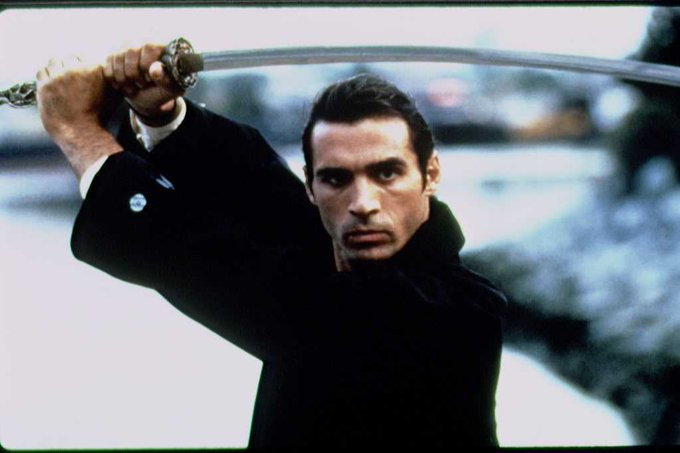 """Happy 60th birthday to HIGHLANDER star Adrian Paul ( \""""There can be only one...\"""""""