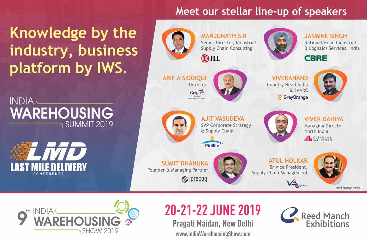 India Warehousing Show (@WarehousingShow) | Twitter