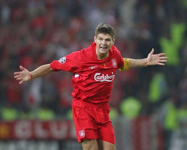 Happy 39th Birthday Steven Gerrard