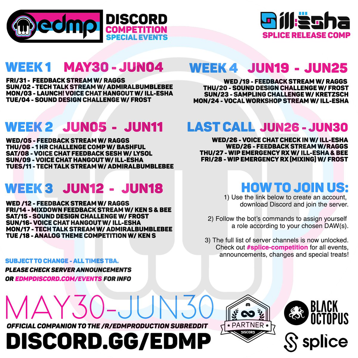 EDMP Discord (@EDMPDiscord)   Twitter
