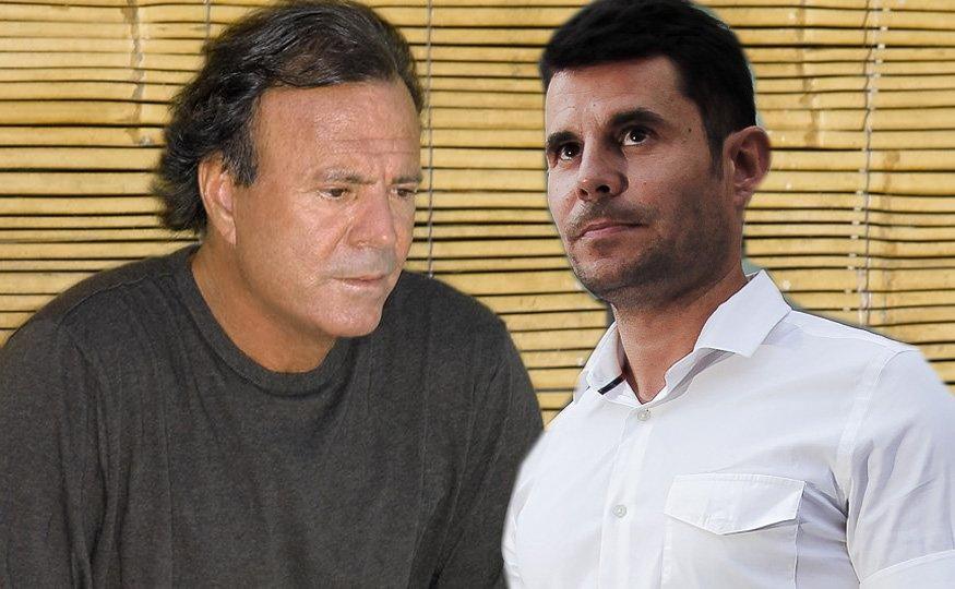 Resultado de imagen para Juez determina que Julio Iglesias es el padre del español Javier Sánchez Santos