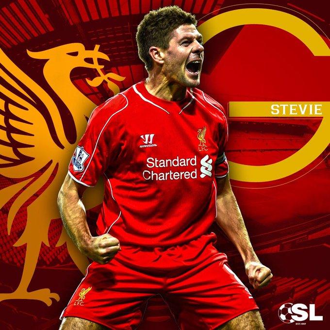 Happy Birthday to Liverpool Legend, Steven Gerrard!