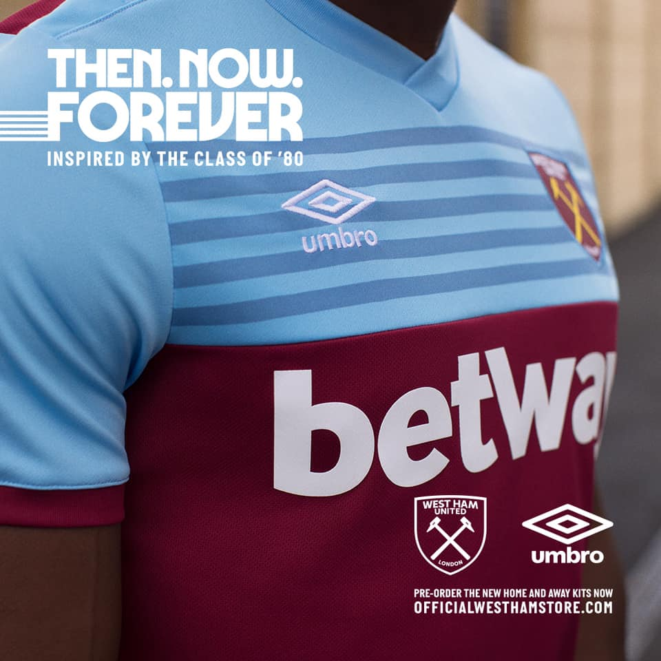 ad84a2671db what do you think about the new West Ham kits from @umbro ? see more here:  https://www.footballshirts.com/westham-shirt.html  …pic.twitter.com/hjj7AfWX1m