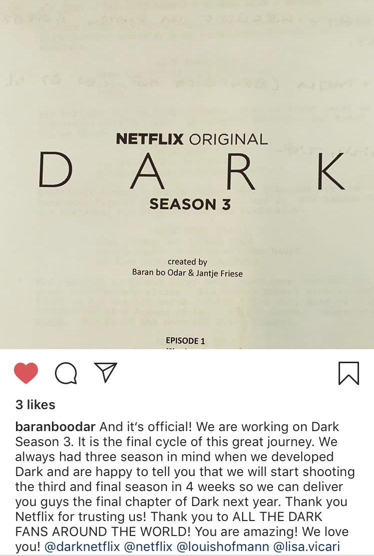 Dark Netflix on Twitter: