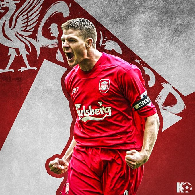 Join in wishing Liverpool legend Steven Gerrard a Happy Birthday!