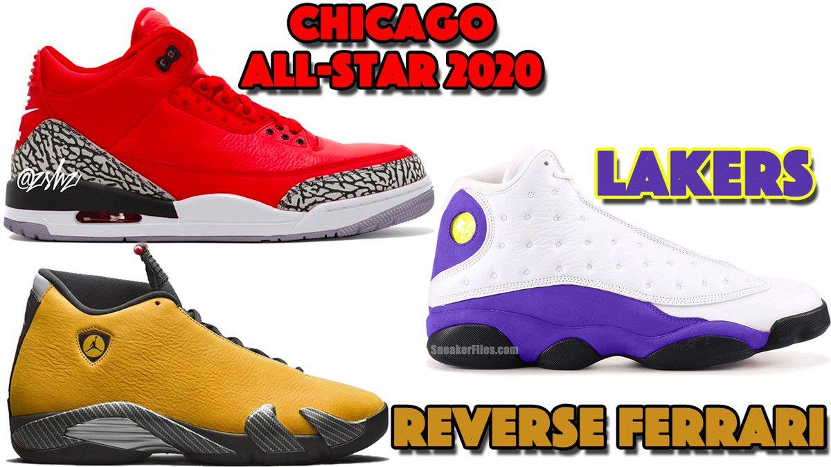 AIR JORDAN 3 CHICAGO ALL-STAR