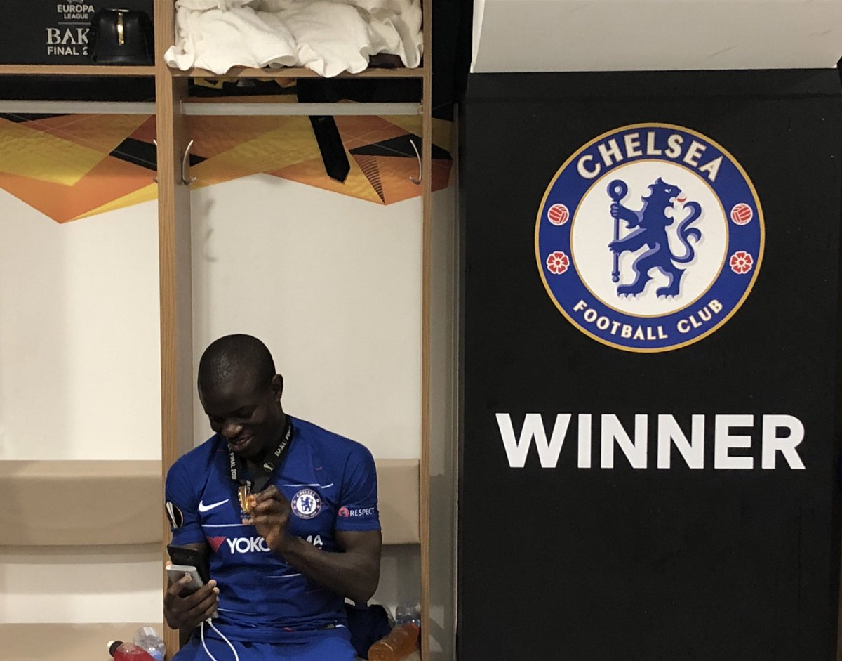 The legend of N'Golo Kanté continues to grow