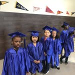 Image for the Tweet beginning: Kindergarteners are ready for 1st