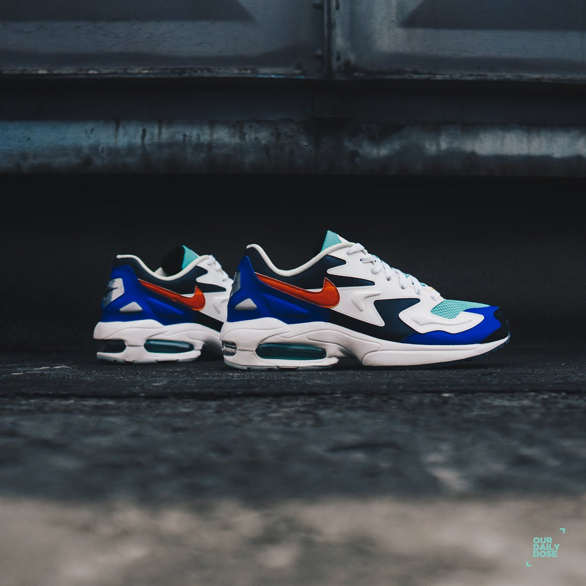 detailed look 7d15d a658e Cop your Nike Air Max 2 Light only at