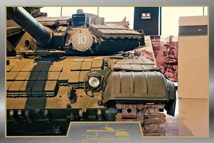 ملك الاردن يفتتح متحف الدبابات الملكي في عمان - صفحة 2 D7zpyRHXUAAKddQ