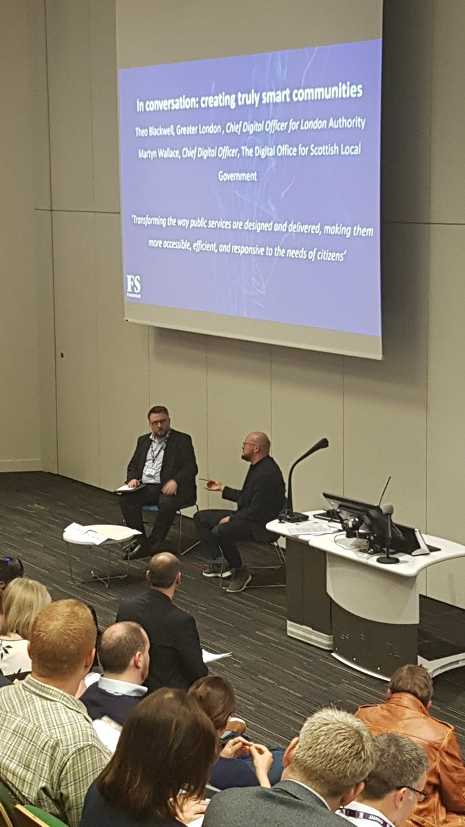 48741e82 #satsd & #servicedesign in public sector being mentioned by both CDOs  #DigitalScotland19pic.twitter.com/UvjarEQ11p