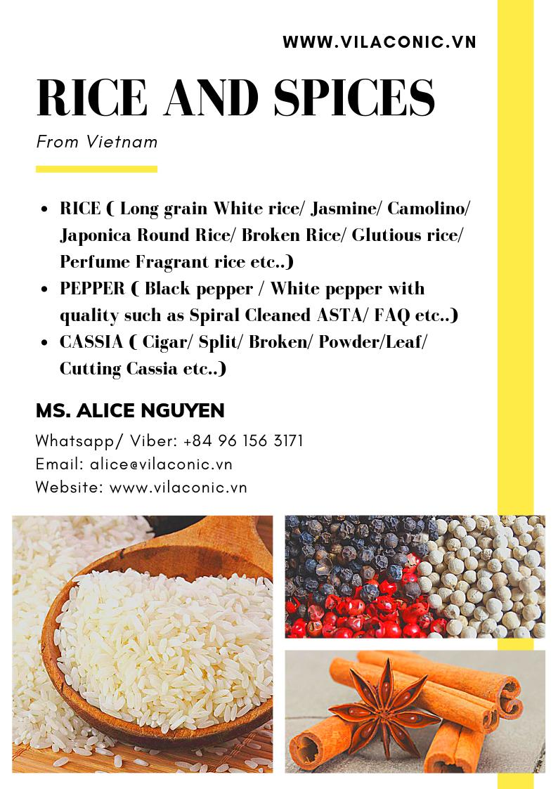 Alice (Rice Exporter) - @Alice56636717 Twitter Profile and