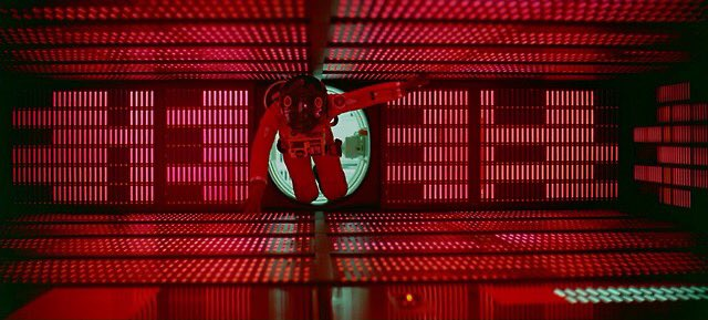 2001: A Space Odyssey + Red