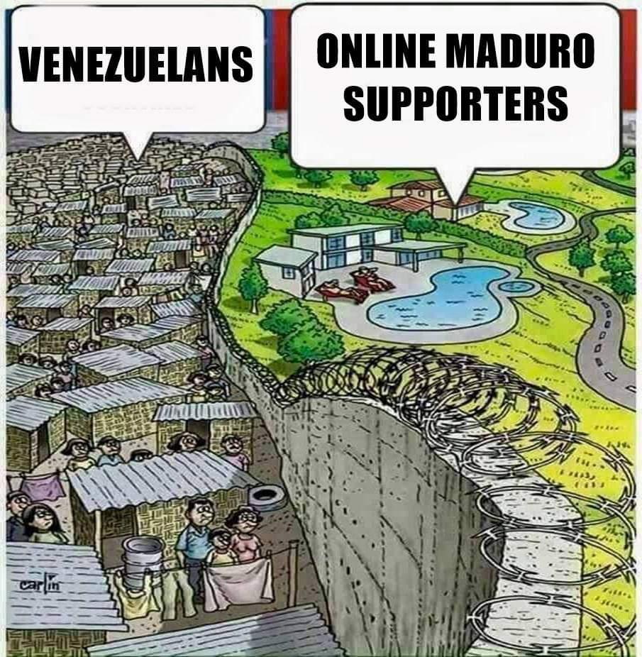 Venezuelan's vs Maduro supporters in the free world. <br>http://pic.twitter.com/GXZU5TUUEv