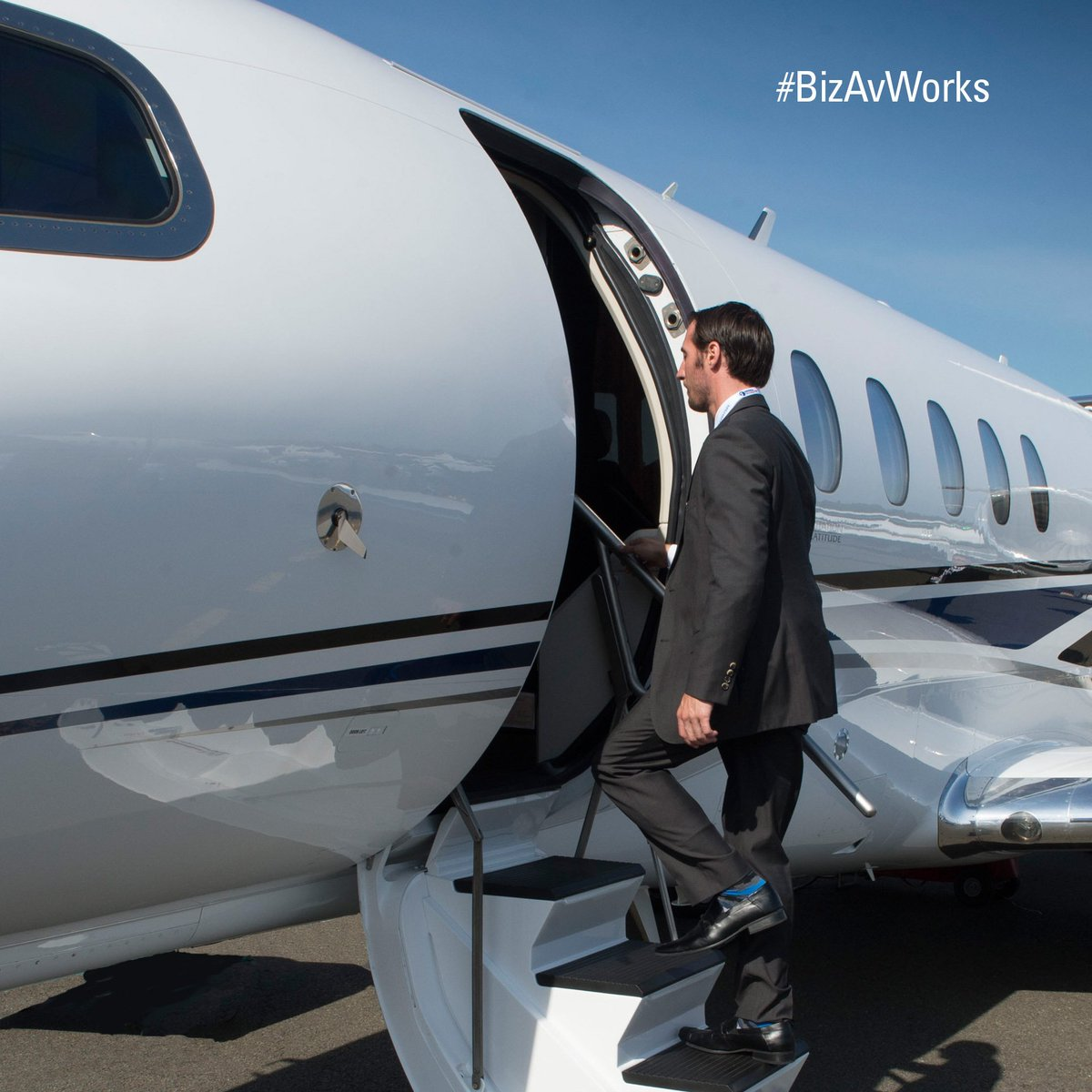 Organizations use business aircraft to minimize travel time; enhance the efficiency, productivity, safety and security of key personnel; and remain nimble, competitive and successful in today's highly competitive marketplace. #BizAvWorks
