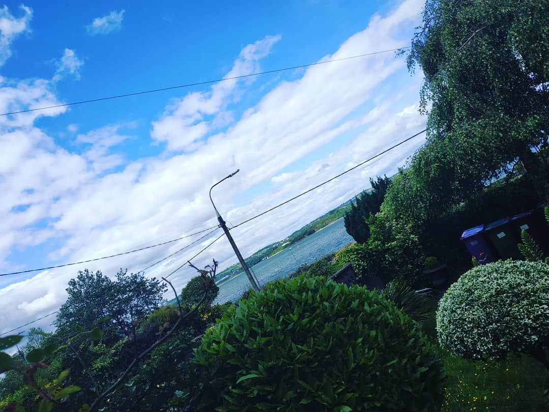 Some amazing Scenery from Passage West, Cork 😁😁❤️❤️ gotta love Ireland for its stunning views!!! @LeanneDixon123 #beauty #beautiful #prettyscenery #passagewest #cork #ireland #stunning #stunningviews #lovetheseviews #cantbeattheseviews #breathetaking #inspirationforwriting