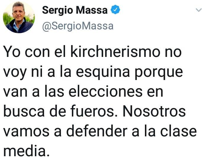 Dejo este tuit x acá antes que Sergio lo borre.  Cuidalo