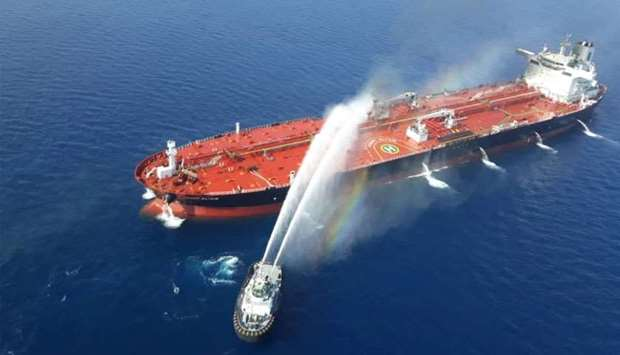 #Qatar condemns #attacks, calls for international #probe #tensions #oiltankers #security  https://t.co/RCDalHXsN9 https://t.co/1u4gVw8rcn