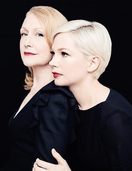 #PatriciaClarkson & #MichelleWilliams photographed by #ShayanAsgharnina for Variety's 'Actor's On Actor's'. - (2019) #actorsonactors  @bestofaea<br>http://pic.twitter.com/8lRiNkSRm5