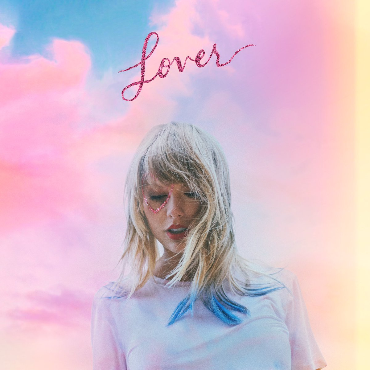 Image result for lover album cover