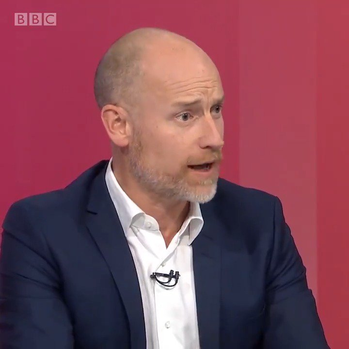 """""""He is absolutely not fit to be the Prime Minister of this country"""" Labour's @SKinnock on Boris Johnson. #bbcqt"""