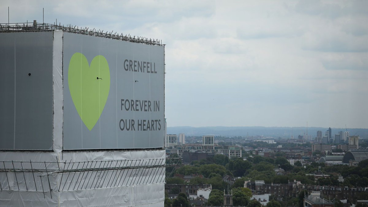 Today marks two years since the fire which claimed the lives of 72 people at #GrenfellTower. We recommit to creating a housing system and a society where such a tragedy can never happen again. This must be the enduring legacy of #Grenfell. facebook.com/330250343871/p…