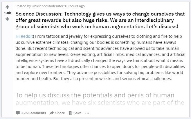 Meet A Scientist on Twitter: