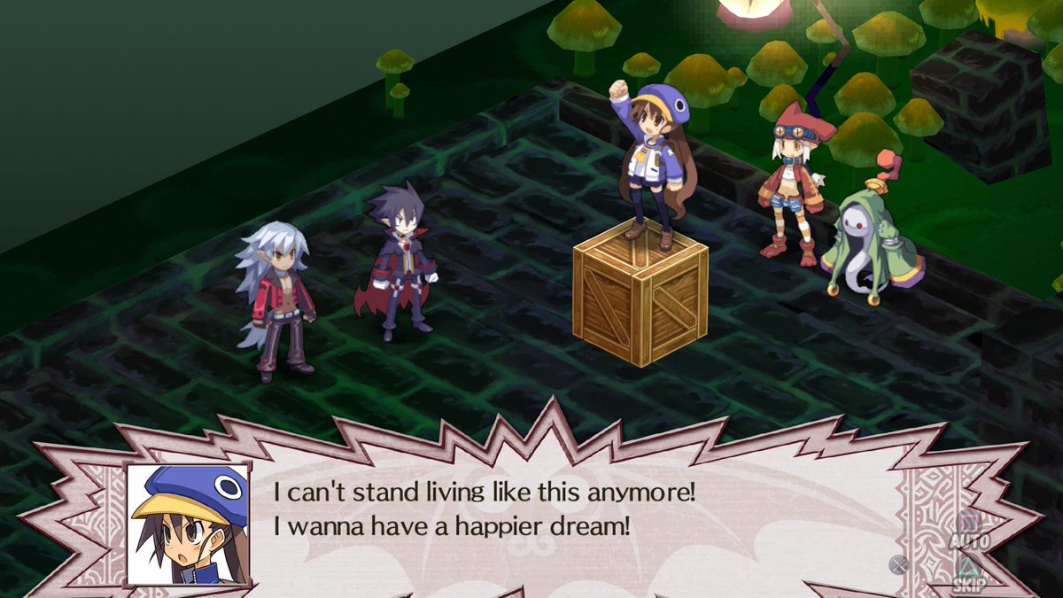 #MotivationalMonday Fuka believes in herself, and you should too! What keeps you motivated when doing something difficult? Good advice is like a can of sardines; it's best when shared, dood! #Disgaea4CompletePlus<br>http://pic.twitter.com/knQGwcCZnm