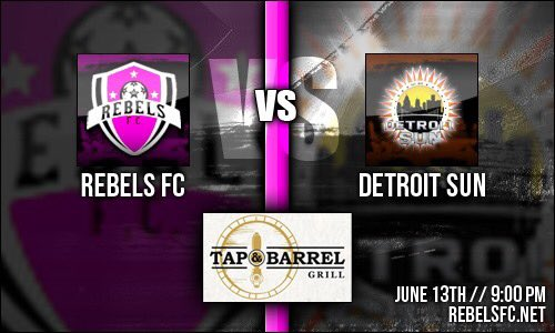 MPSL FINAL RESERVES STAY HOT Sun Reserves 6  Rebels FC 6  The @DetroitSunFC Reserves stayed undefeated as they fought the @RebelsFC1 to a hotly contested @MPSL_Soccer draw tonight. @DSoccerCentral @detroittitans  @detsportsnation @DetroitPodcast  @UWSSoccer @TueborFC