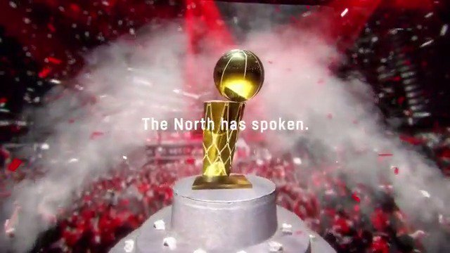 The North Has Spoken. #WeTheNorth