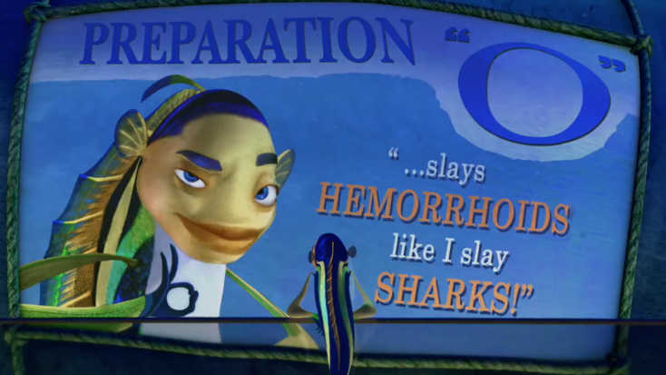 One Less Than Perfect Shot On Twitter Shark Tale 2004 Directed By Vicky Jenson Bibo Bergeron And Rob Letterman Written By Michael J Wilson And Rob Letterman Submitted By Schaffrillas Https T Co Vepppt6dkz