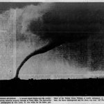 Image for the Tweet beginning: Tracy, MN F5 #Tornado –