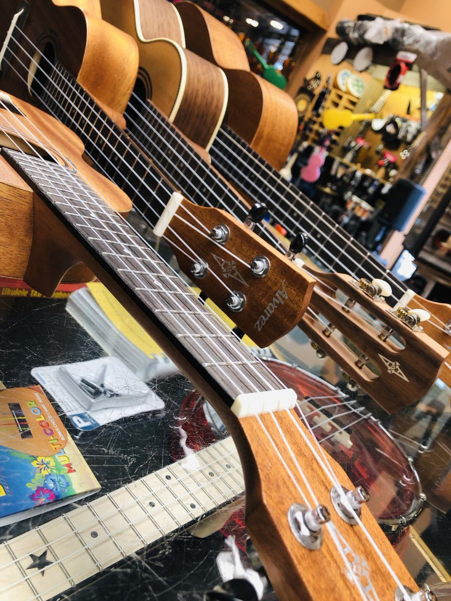 Alvarez ukes - in stock and on sale!  #Soprano #concert #tenor & #baritone! Try them all! Find the perfect one and take it home today! 1051 Kingston Road! #wearemusic #alvarez #ukulele #toronto #the6ix #upperbeaches<br>http://pic.twitter.com/WZ7AEO2drh